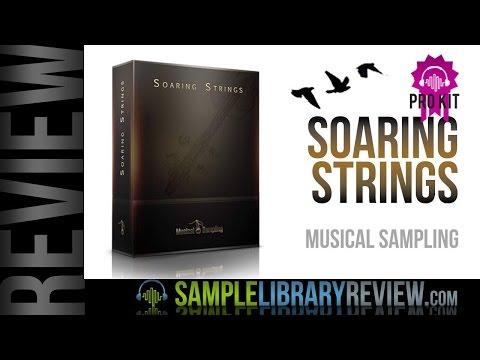 Review Soaring Strings from Musical Sampling