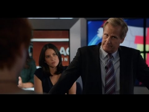 """The Newsroom Season 2 Episode 9 - """"Election Night, Part 2"""" (Review)"""
