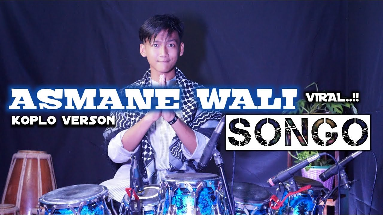 Download ASMANE WALI SONGO||Koplo version, bikin hati tenang....!!!
