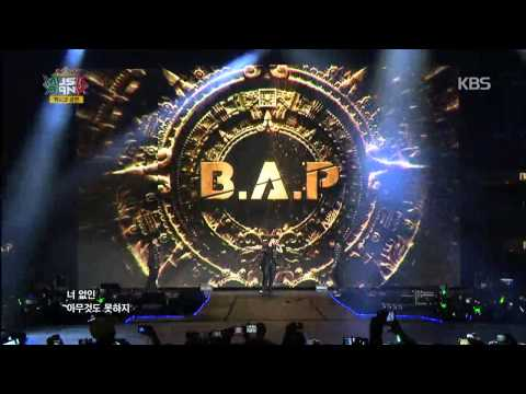 [HIT] 뮤직뱅크 인 멕시코(MusicBank in Mexico)-B.A.P - 1004(Angel).20141112