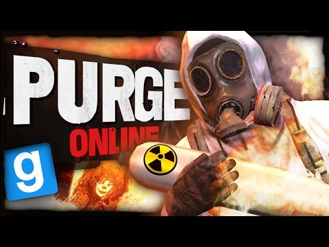 Purge Online | AN UNSTOPPABLE FORCE!!! (Garry's Mod)