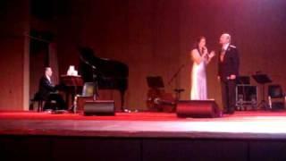 PREMIO TENCO a HORACIO FERRER (con ANA KARINA ROSSI Y MIGUEL ANGEL BARCOS)