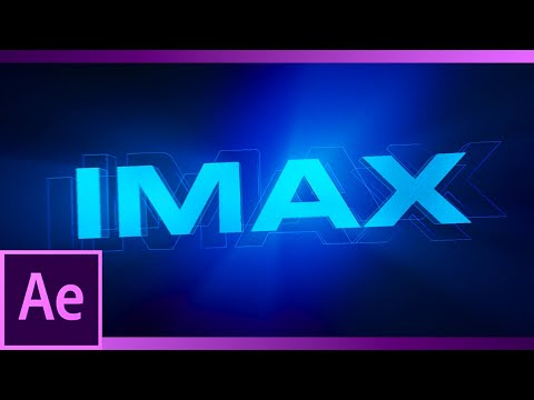 かっこいいIMAX風3Dアニメーションの作り方【After Effects チュートリアル】アフターエフェクト