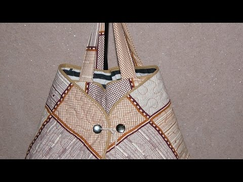 Make a Bag for your Iron - DIY Crafts - Guidecentral