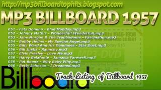 mp3 BILLBOARD 1957 TOP Hits mp3 BILLBOARD 1957