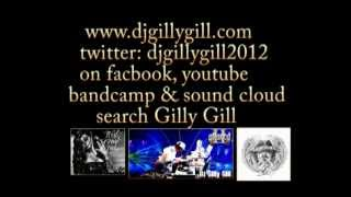 Dj Gilly Gill Old School Bass Quick Mix