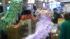 Chinese dragons at the supermarket