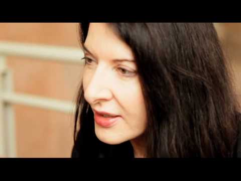 ► MARINA ABRAMOVIC, Performance Artist ❖ | An Exclusive Interview with yoox.com