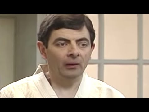 Bean Attack   Funny Clips   Mr Bean Official