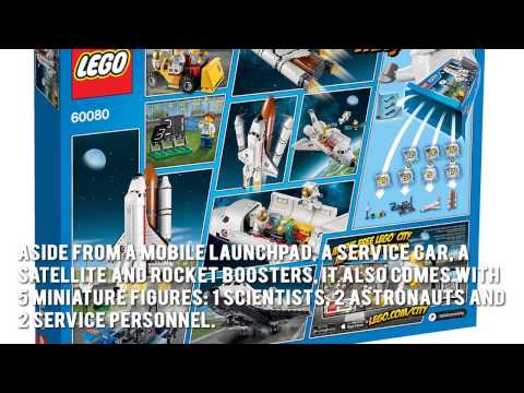 The Lego Spaceport Review