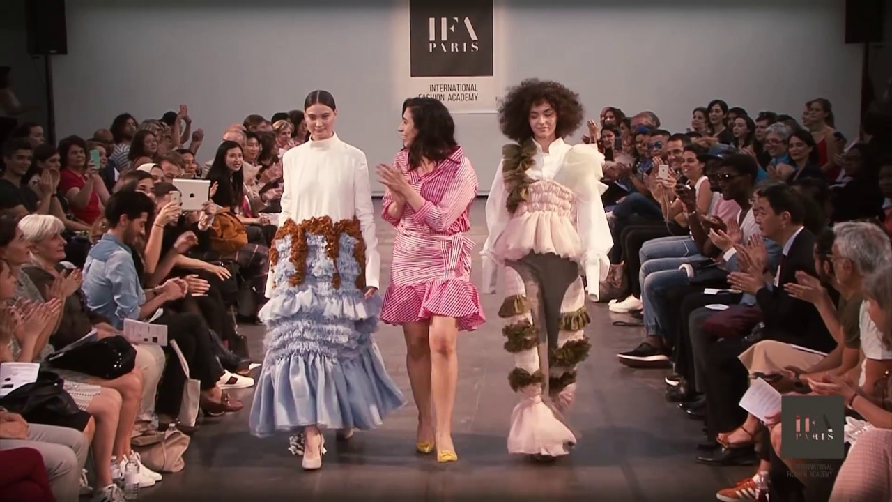 Ifa paris fashion design college 8
