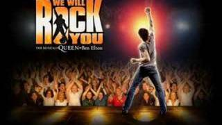 Musical - We Will Rock You ( No One But You )