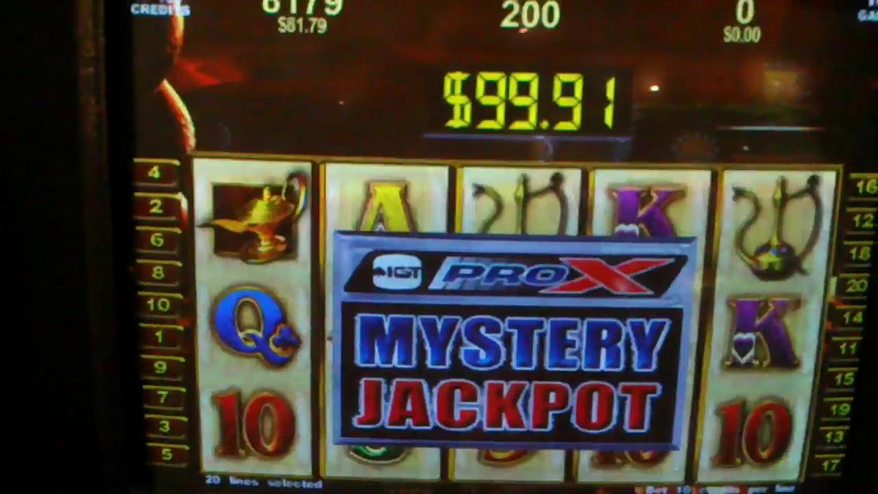 Jewel of arabia slot machine game