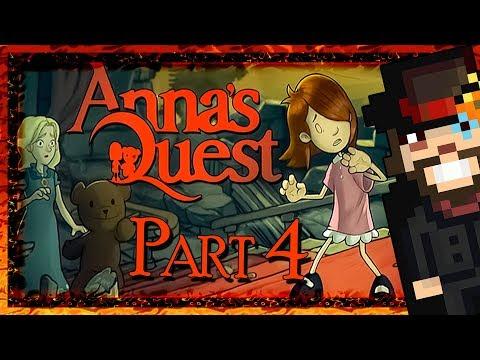 BETTER THE DEVIL YOU KNOW! - Anna's Quest - Part 4