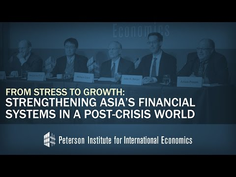 From Stress to Growth: Strengthening Asia's Financial Systems in a Post-Crisis World
