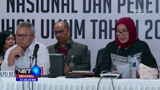 Download Video KPU Umumkan Hasil Rekapitulasi Pemilu 2019 - BREAKING NEWS MP3 3GP MP4