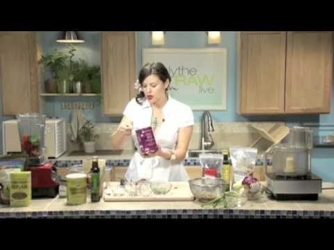 Blythe Raw Live Recipes