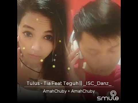 Tulus - tia feat teguh cover by ayuma #ayumacover
