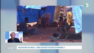 Massacre au Mali : vers un nettoyage ethnique ? #cadire 26.03.2019