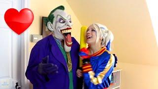 Человек паук и Бэтмен против Джокера и Харли Квинн - Похищение человека паука
