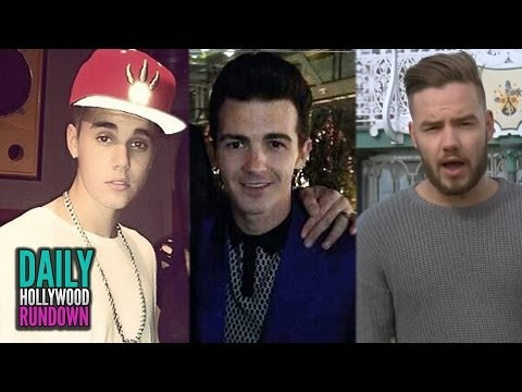 Justin Bieber DISSES Drake Bell & One Direction's New Music Video