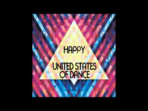 United States Of Dance   Happy Radio Mix