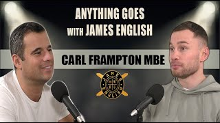 World champion boxer Carl Frampton Tells his story