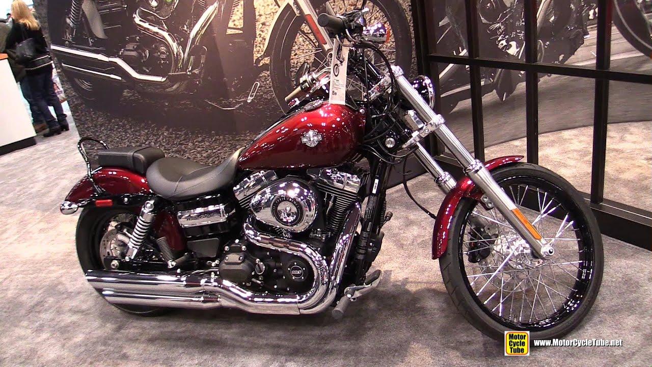2015 Harley-Davidson Dyna Wide Glide - Walkaround - 2014 New York ...