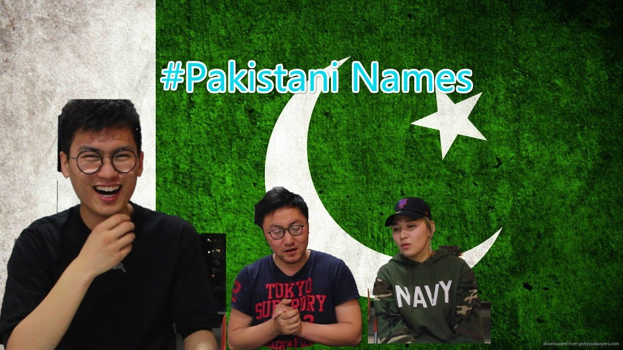 Chinese Try To Pronounce Pakistani Boy Names|Funny ...