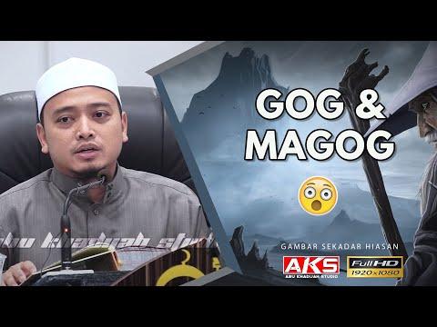 Gog and Magog | Ustaz Wadi Annuar