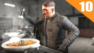 Sniper Elite 4 : Ten EPIC Ways to Kill Hitler thumbnail