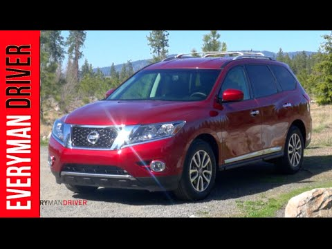 2013 Nissan Pathfinder Review On Everyman Driver