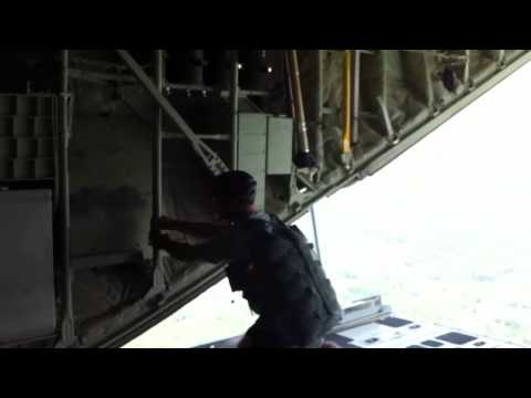 360th CA Bde (A) Airborne Operation Lake Murray, SC 6 Sep 12