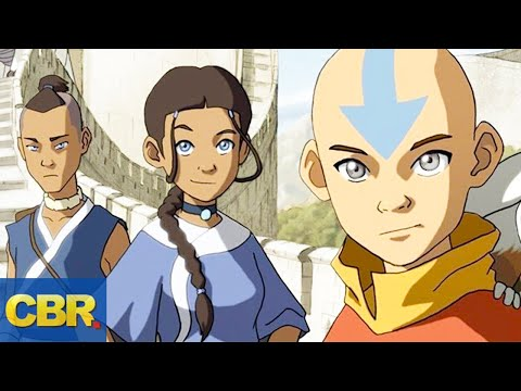 Why Avatar: The Last Airbender Is Definitely An Anime