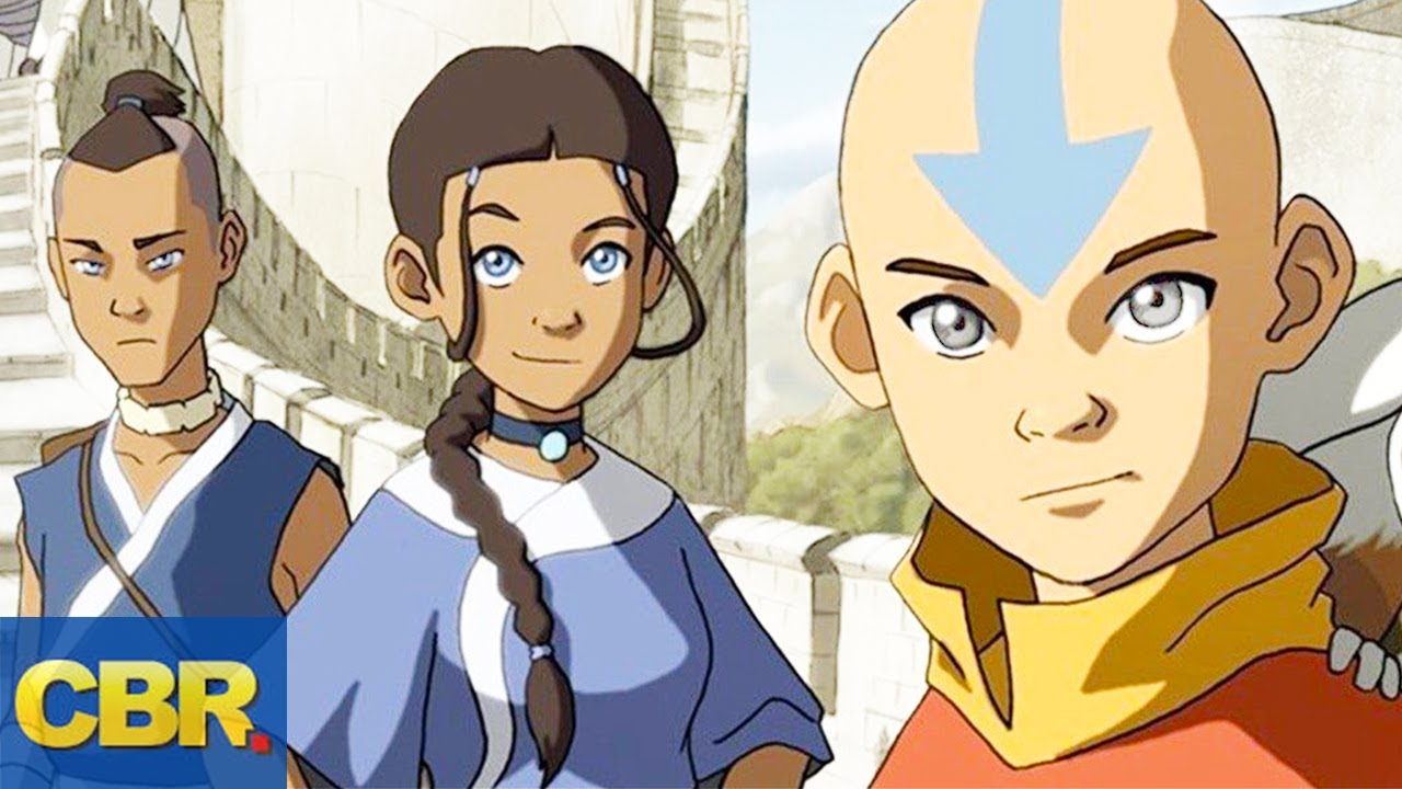 Why Avatar The Last Airbender Is Definitely An Anime Youtube