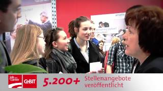 job and career at CeBIT