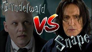 Gellert GRINDELWALD vs. Severus SNAPE | Potter Versus Turnier - Qualifikation