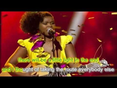 Zahara | Destiny |  lyric video