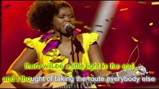 Zahara - Destiny with lyrics