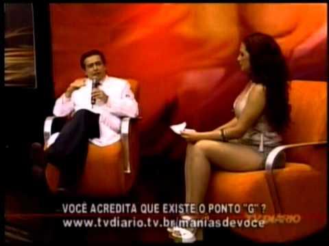 DR. Fernando Pessoa - no Programa Manias de Você - TV Diário - O ponto G existe - 1ª Parte thumbnail