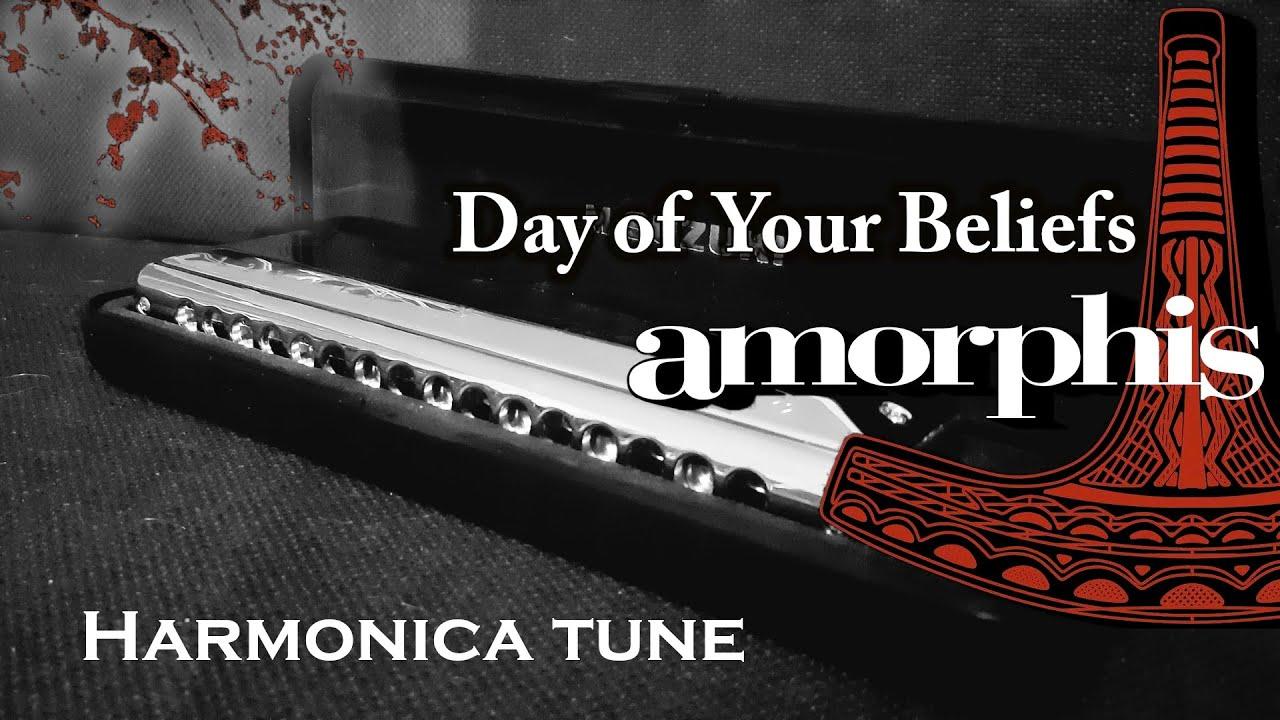 Amorphis: Day of Your Beliefs (Chromatic Harmonica)