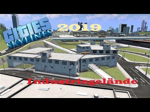Cities Skylines 2019 - Industrie Generic |