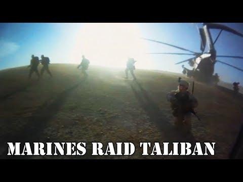 marines-storm-taliban-opium-factory-in-helicopter-raid-|-part-1