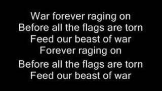 Ari Koivunen - Our beast (lyrics)