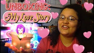 Unboxing: My Love Story (Manga + Review)