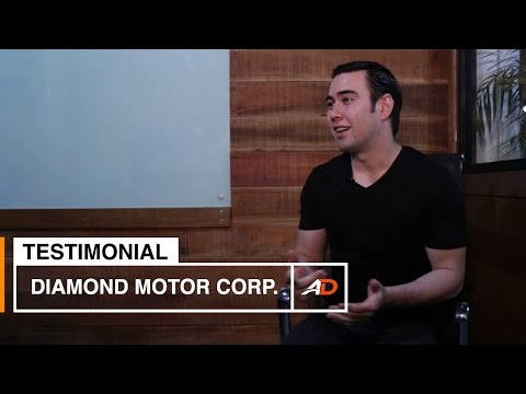 Working with AutoDeal Philippines, A Testimonial from Diamond Motor Corp.
