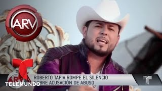 Roberto Tapia rompe el silencio sobre supuesto abuso | Al Rojo Vivo | Telemundo