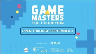 Game Masters at The Franklin Institute