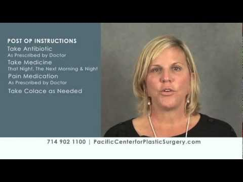 Video about Breast Augmentation Post-Operative Instructions
