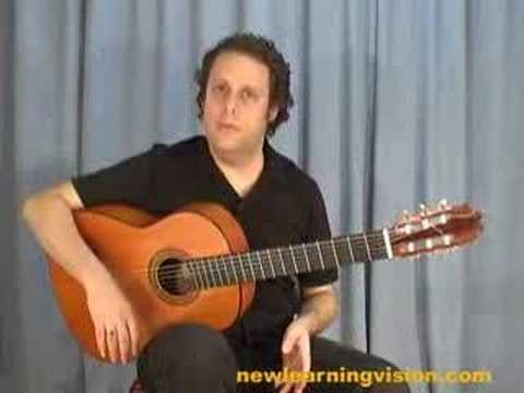 Understanding Flamenco - intro to flamenco guitar-clip 02-10